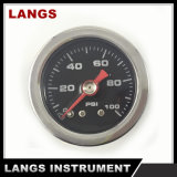 013 All Stainless Steel Liqid Filled Pressure Gauge