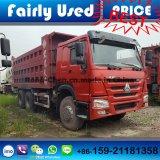 Used 375HP HOWO Dump Truck of HOWO Tipper Truck