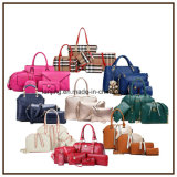 Bw1-121 Synthetic Leather Shoulder Bag Handbags Messenger Bag with Key-Holder