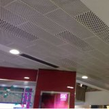 Fireproof Aluminum False Perforated Ceiling for Interior Use