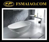 Matt/Glossy Freestanding White Solid Surface Artifical Stone Bathtub (BS-8616)
