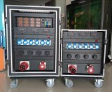 3 Phase Power Distribution Cabinet with Dimmer Pack