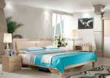 2016 New Fashionable Bedroom Furniture in European Design with Classic Style  (UL-LF009)