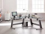 Modern Home Office L Shape Corner Computer Desk (HF-CT3818)