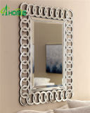 Cheap Frameless Mirror Wholesale Rectangle Mirror Shape Wall Mirrors