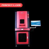 20W Full Closed Metal Fiber Laser Marker Machine for Ring