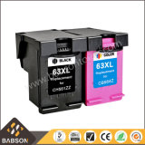 Remanufactured 63XL Compatible Color Ink Cartridge for HP 2130 3630 1111 4520 4650 5740