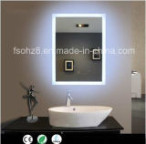 5050 SMD Light Frameless LED Bathroom Mirror for Hotel Project