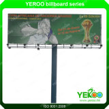 Frontlit Outdoor Advertising Double Sided Unipole Billboard Manufacturers