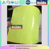 Epoxy Polyester Green Fluorescence Transparent Spray Powder Coating