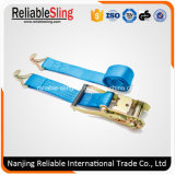 Polyester Ratchet Tie Down for Cargo Control