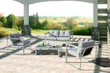 Wicker Outdoor Patio Home Hotel Office Garden Vegas Lounge Outdoor Sofa Set (J616)