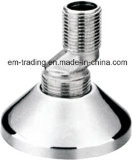 Chromed Polishing Stainless Steel Shower Fittings Sanitary Accessories