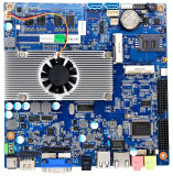 Cheapest POS Terminal Motherboard with Atom D2550 Processor / 4GB RAM
