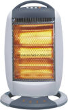 1200W Halogen Heater with Three Tubes