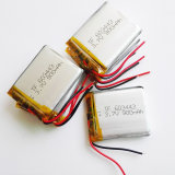 3.7V 900mAh 603443 Lithium Polymer Battery for MP3 MP4 MP5