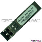 SFP Fiber Transceiver 155Mbps 1550nm Dfb 80km LC Ddm