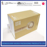 Custom Nice Design Bluetooth Speaker Paper Gift Box