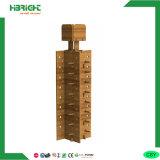 Customized Wood Wine Display Rack