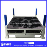 Vehicle Parts Iron Plastic Combination Material Rack/Car Parts Steel Turnover Rack