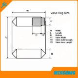 Kraft Paper Laminaten PP Woven Bag Valve Bag Design