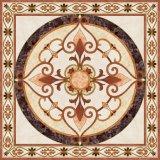 Flower Pattern Carpet Tile Polished Crystal Ceramic Floor Tile 1200X1200mm (BMP07)