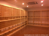 Wine Cellar Cabinet for Wine Storage and Display Promotion