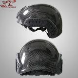 Carbon Fiber Outdoor Sports CS Tactical Combat Helmet Military Protective Helmet