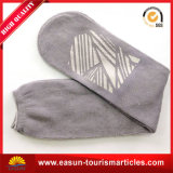 Hotel Socks with Grey Color $ Customer′s Logo