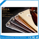 for Apple iPhone 7 / Plus Metal Border Frame Is Plated in a Mirror with a Glass of Aluminum Alloy