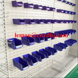 Store Metal Toy Display Shelf with Plastic Box