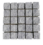 Exterior Pattern Granite Cubes Walkway Pavers Cobble Stone
