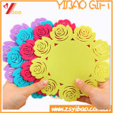 Colorful Non-Slip Silicone Cup Mat with Coaster Customed (YB-HR-14)