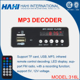 316L USB/TF Audio MP3 Player Recording Circiut Decoder Board