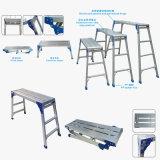 Portable Aluminum Lightweight Folding Step Stool Platform Ladder