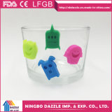 Silicone Identification Makers Drink Marker Silicone Glass Markers