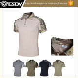 New 5 Colors Tactical Military Short Sleeves Combat Frog T-Shirts