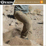 Esdy Men′s Casual Hiking Camping Sports City Tactical Combat Pants