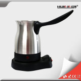 Automatic Stainless Steel Silver Coffee Maker with Sensor