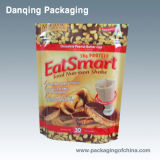 Chocolate Powder Packaging, Stand up Pouch with Zipper