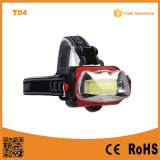 T04 COB High Power LED Headlamp with Bright LED Lamp