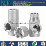 Precision Stainless Steel CNC Machine Fittings