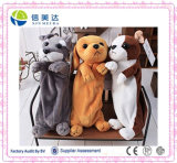 Plush Material and Dog Style Pencil Case