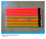 7′′ Top Quality Neon Color Hb Pencil for Students and Artist