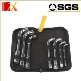 Carbon Steel 7PC Milling Socket Wrench Sets