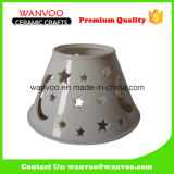 Best Design Wholesale Ceramic Candle Lamp Shade for Home Decoration