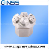 7n 7g High Pressure Misting Nozzle for Fire Suppression