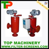 500 Micron Back Wash Automatic Mesh Filter
