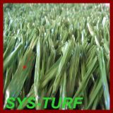 Fibrillated Yarn Synthetic Turf Grass for Footbal