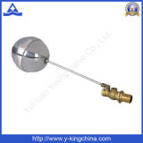 Brass Float Ball Valve with Stainless Ball (YD-3013)